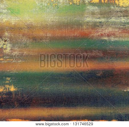 Hi res grunge texture or retro background. With different color patterns: yellow (beige); brown; gray; green; blue; red (orange)