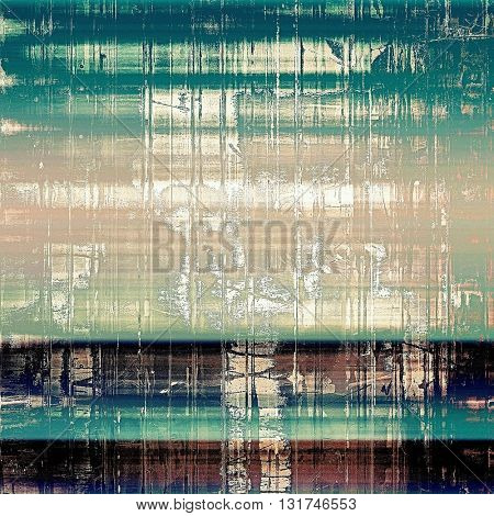 Art grunge background, vintage style textured frame. With different color patterns: yellow (beige); brown; green; blue; black; cyan