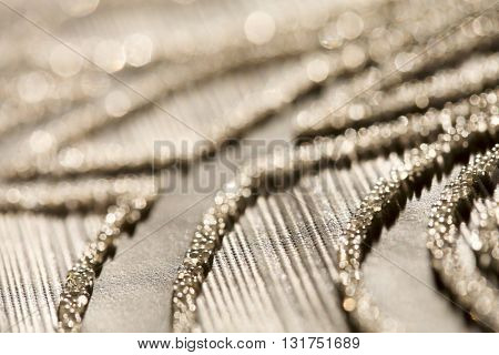 ABSTRACT, RAISED, BRONZE PATTERN, CLOSEUP BACKGROUND