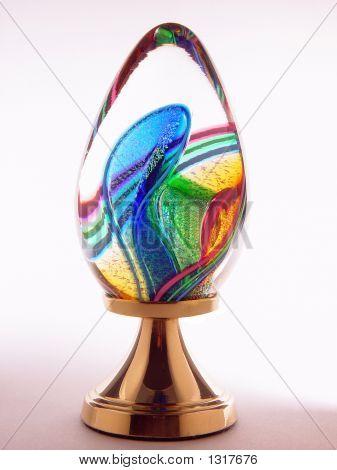 Sparkling Dichroic Glass