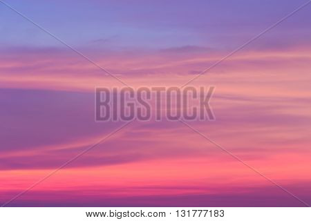Close up sky background and texture, nature background