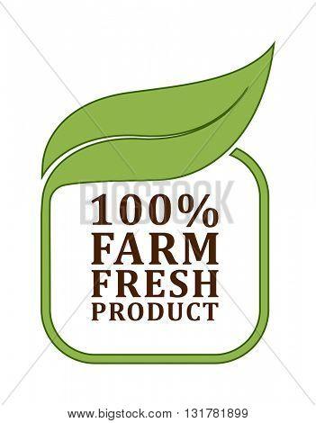 Green leaf logo element vector design ecology symbol.