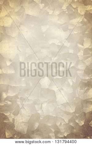old Zinc with grunge texture background used as background