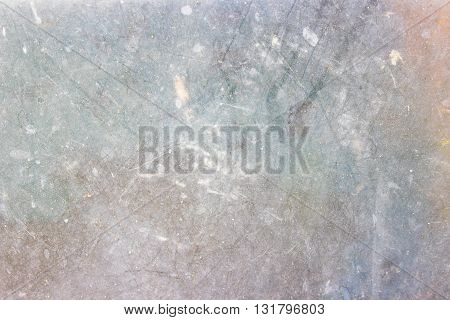 Vintage the old glass art  texture background