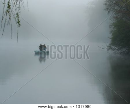 Fishing In A Fog