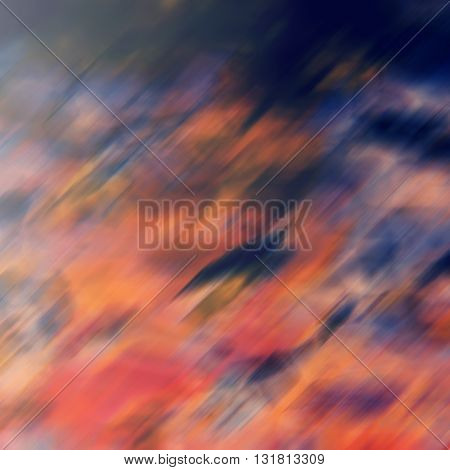 abstract background composition of colored lines orange lilac
