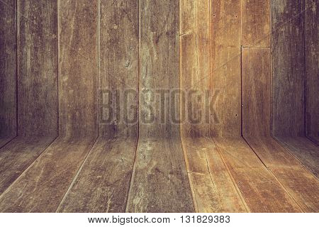 old brown wood plank texture background for design
