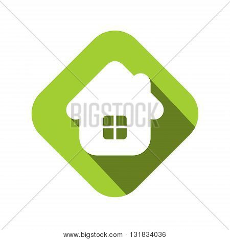 Vector icons and concepts in flat trendy style - houses illustrations and banners for real estate agencies