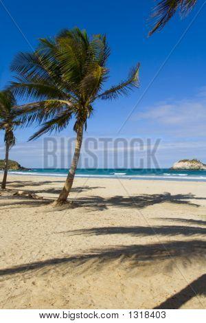 Praia na Ilha Margarita, Venezuela