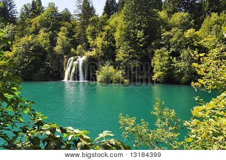 Plitvice Lakes, Waterfalls