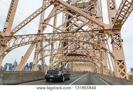 Ed Koch Queensboro Bridge