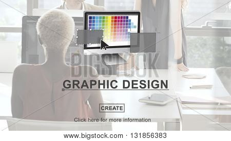 Graphic Design Illustration Art Work Concept
