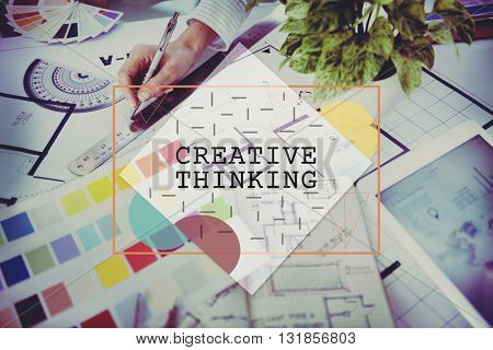 Creative Thinking Ideas Imagination Innovation Concept