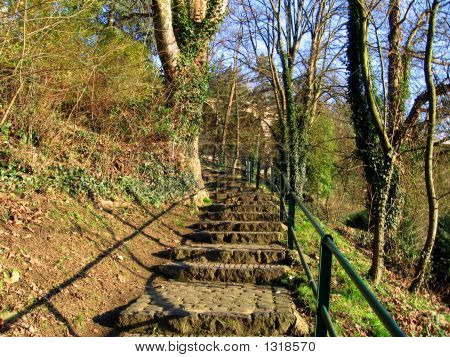 Park Staircase