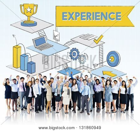 Experience Involvement Observation Awareness Concept