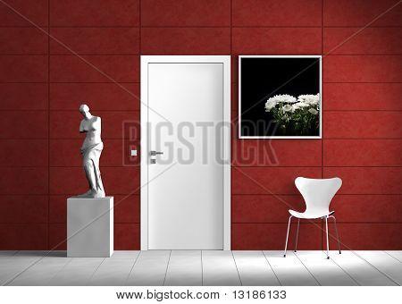 Modern Indoor Scene