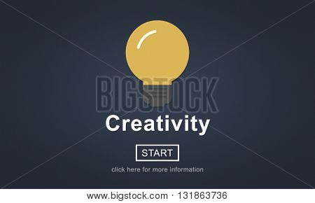 Creativity Ideas Inspiration Innovation Solution Technology Concept