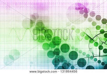 Healthcare Science and Technology Software Background Art