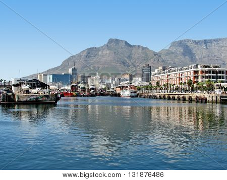 Victoria And Alfred Waterfront, Cape Town South Africa 34