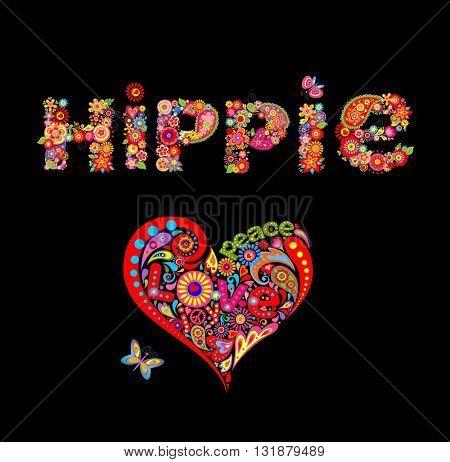 Hippie print