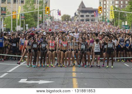 May 28, 2016 - Ottawa, Ontario - Canada - Ottawa Race weekend