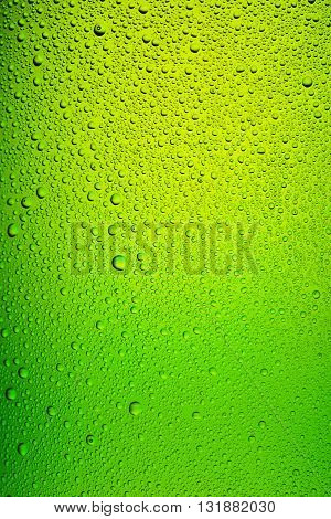 Green Bottle Beer Texture