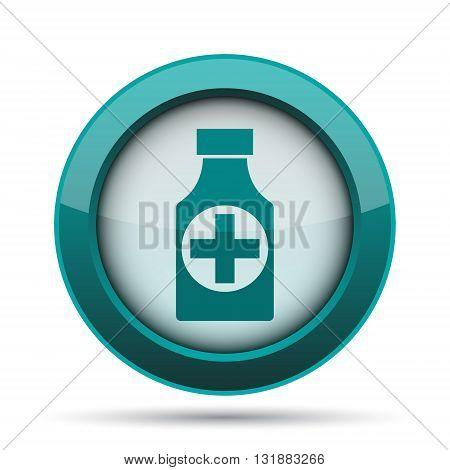 Pills Bottle  Icon