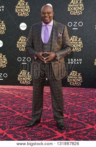 LOS ANGELES - MAY 23:  Chi McBride arrives to the