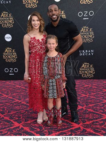 LOS ANGELES - MAY 23:  Allison Holker & Stephen Boss arrives to the