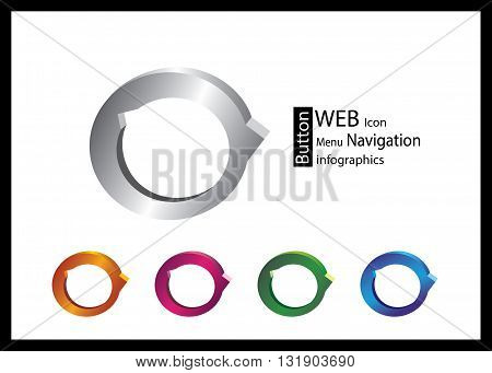 Business infographics, icon, web, lower third, banners template