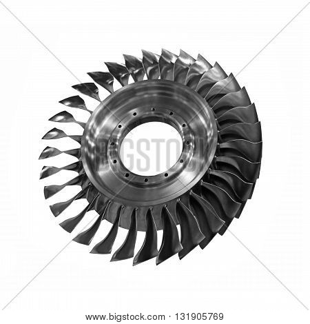 Gas Turbine for generating a jet engine power