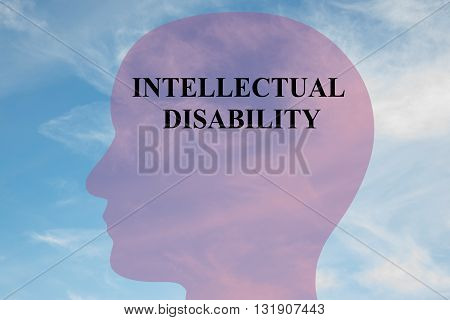 Intellectual Disability Mental Concept