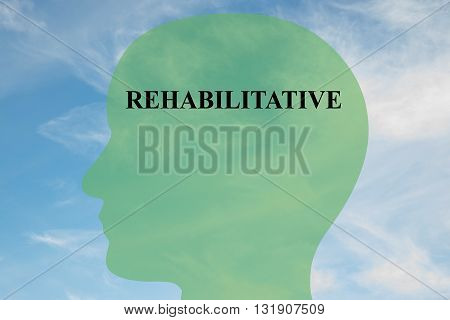 Rehabilitative Medical Concept