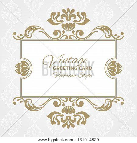 Vector vintage collection: Baroque and antique frames, labels, emblems and ornamental design elements