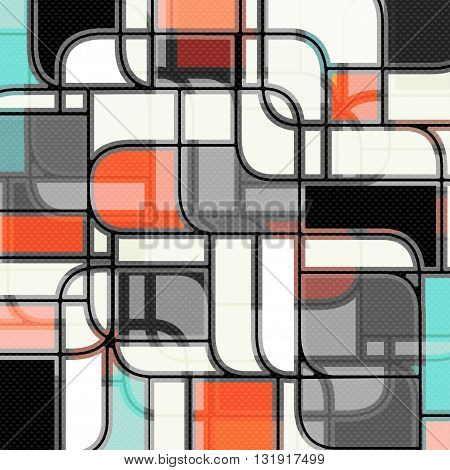 bright geometric pattern vector illustration abstract high quality