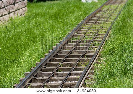 Children's Railway Rails