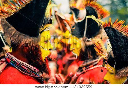 Rhythms In Papua New Guinea