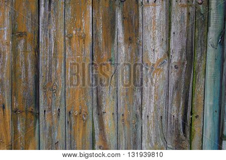 old wooden fence, wooden planks, wooden background