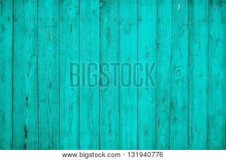 green wooden planks, wooden background, old fence