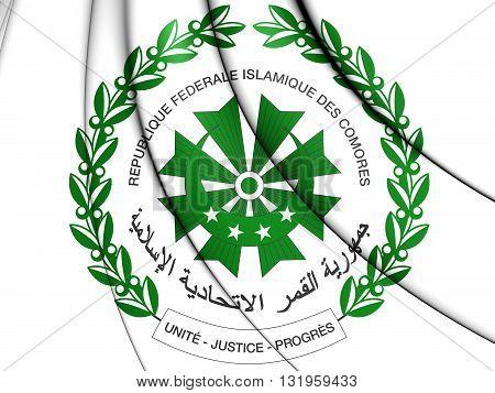 Comoros Coat Of Arms