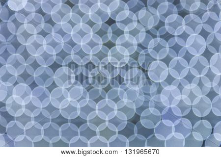 Abstract circular bokeh background of Christmas light., Abstract circular bokeh background