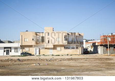 Buildings Of Kairouan