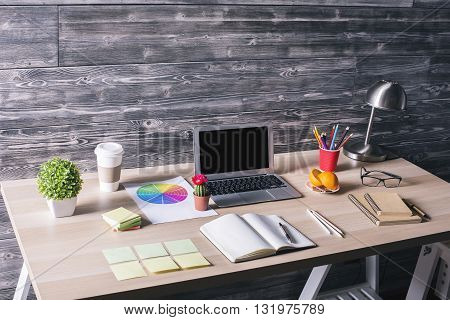 Modern Desktop Side