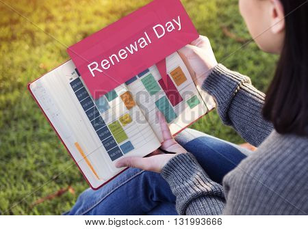 Renewal Day Care Change Conservation Manage Concept