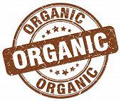 organic poster