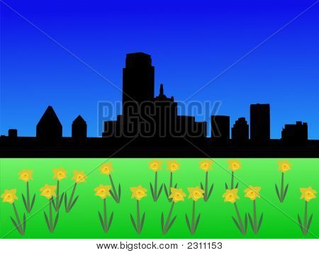 Dallas In Spring