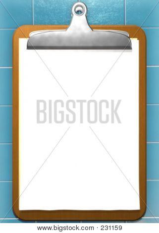 Clipboard Tile