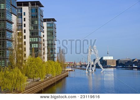 The Treptowers and Molecule men