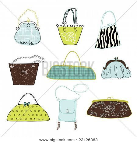 Women love handbags!!!