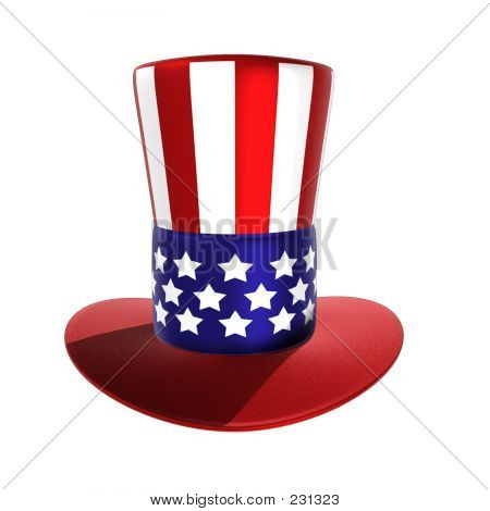 Uncle Sam Hat 01